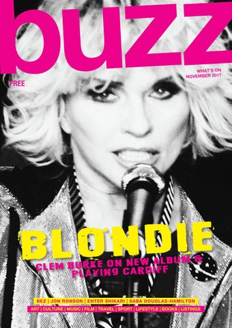 Buzz november 2017 by buzz magazine issuu page 1 fandeluxe Images
