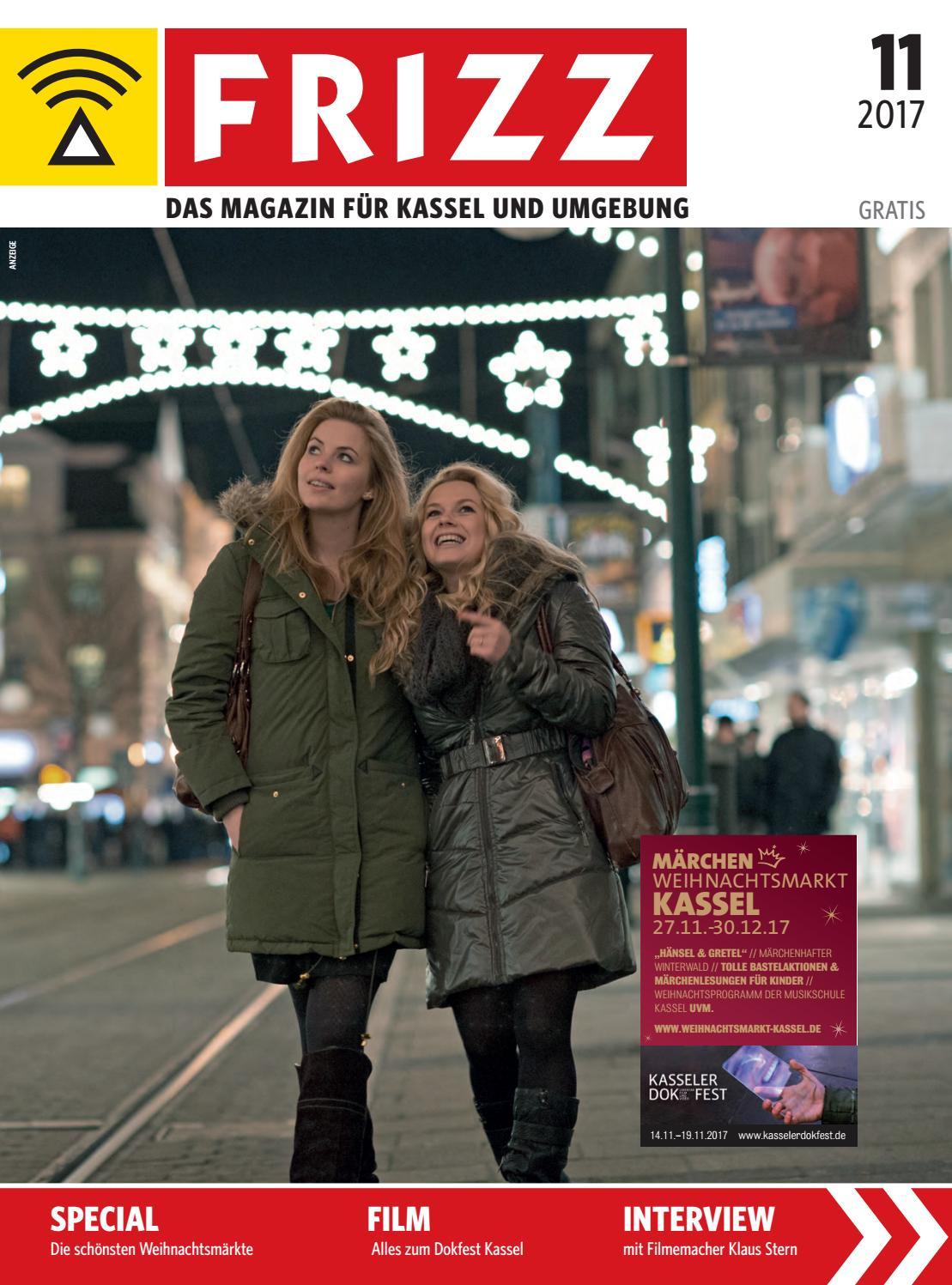FRIZZ Das Magazin Kassel November 2017 by frizz kassel - issuu