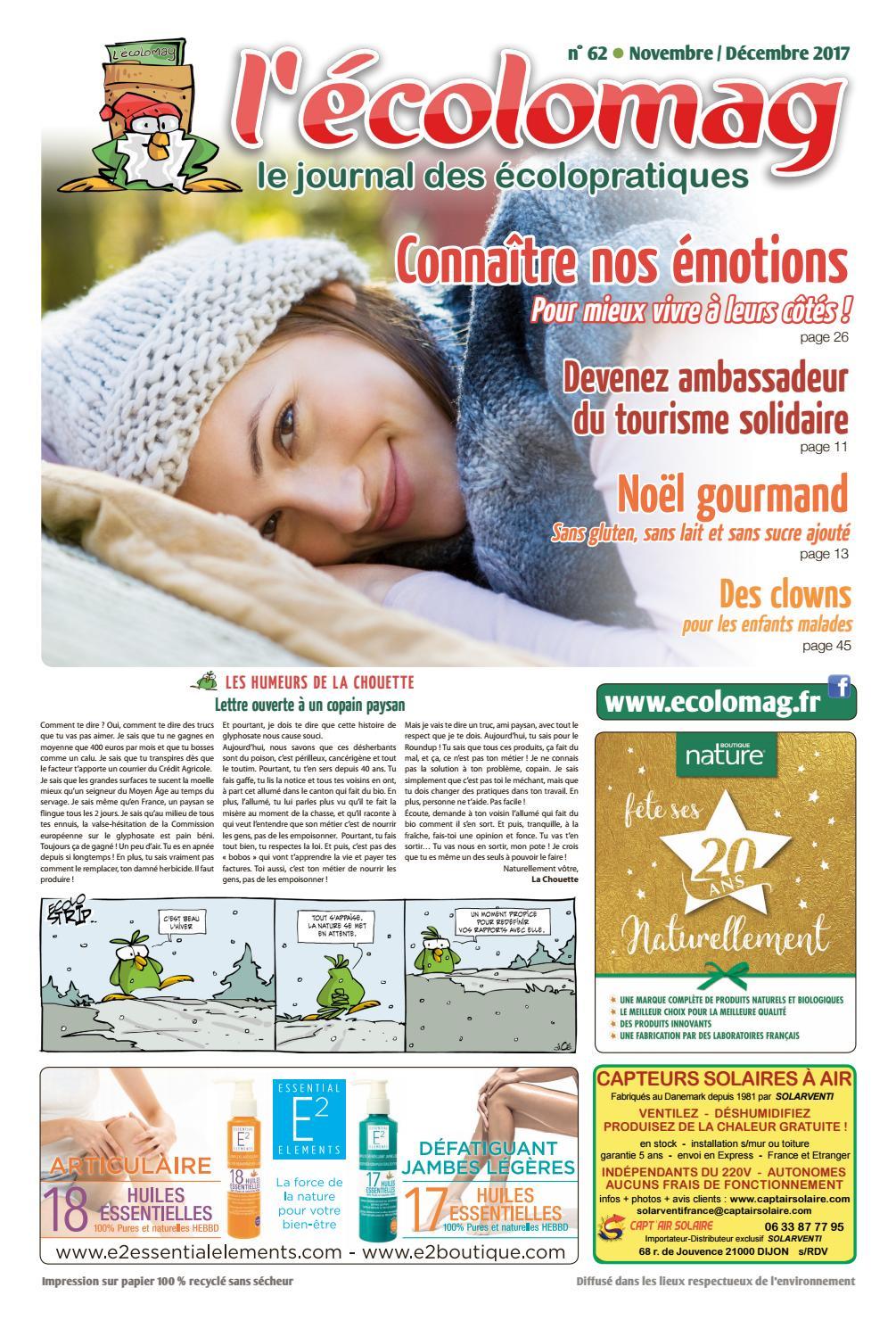 L Ecolomag n°62 by L Ecolomag - issuu 0b82461bd8e3