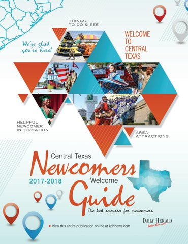 b2e24b391 2017-18 Newcomers Guide by Killeen Daily Herald - issuu