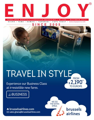 9d99bbe433d5da Issue 123 - October2017 by Enjoy Magazine - issuu