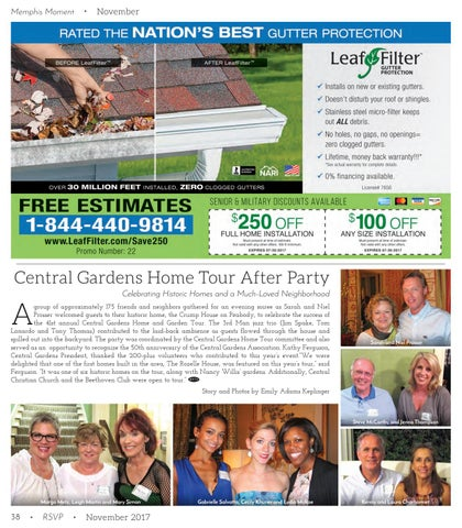 Rsvp home page