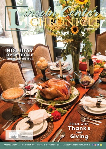83eb35fc988 Lincoln Center Chronicle November 2017 by Lincoln Center - issuu