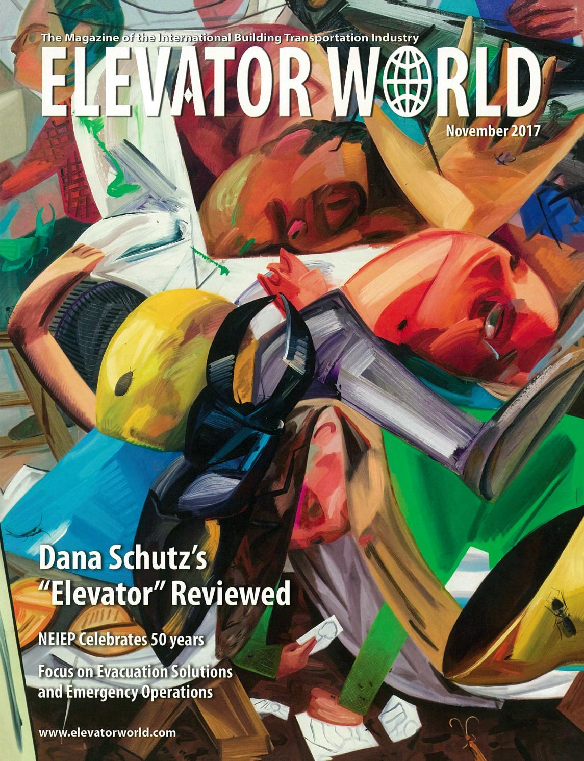 ELEVATOR WORLD | November 2017 by Elevator World - issuu on