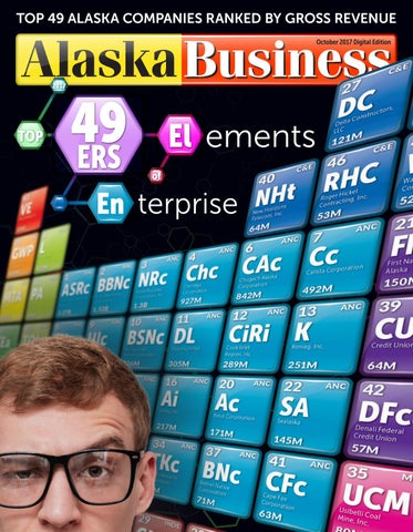 Alaska Business October 2017 by Alaska Business - issuu 1f0aa1237a776