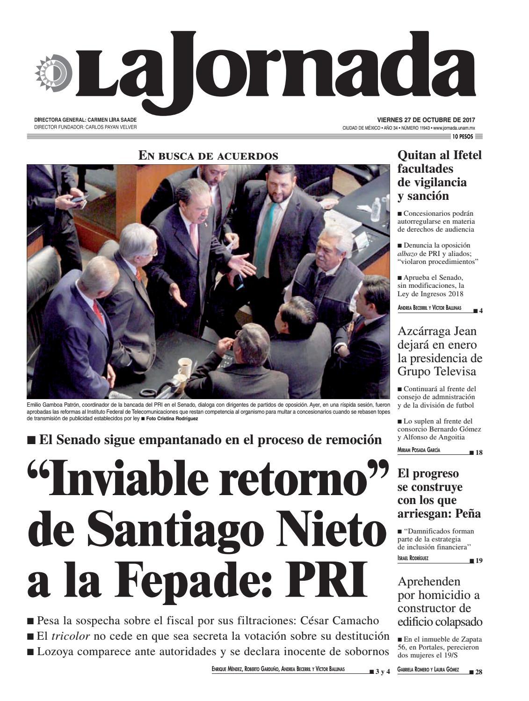 La Jornada 6a82d29041b