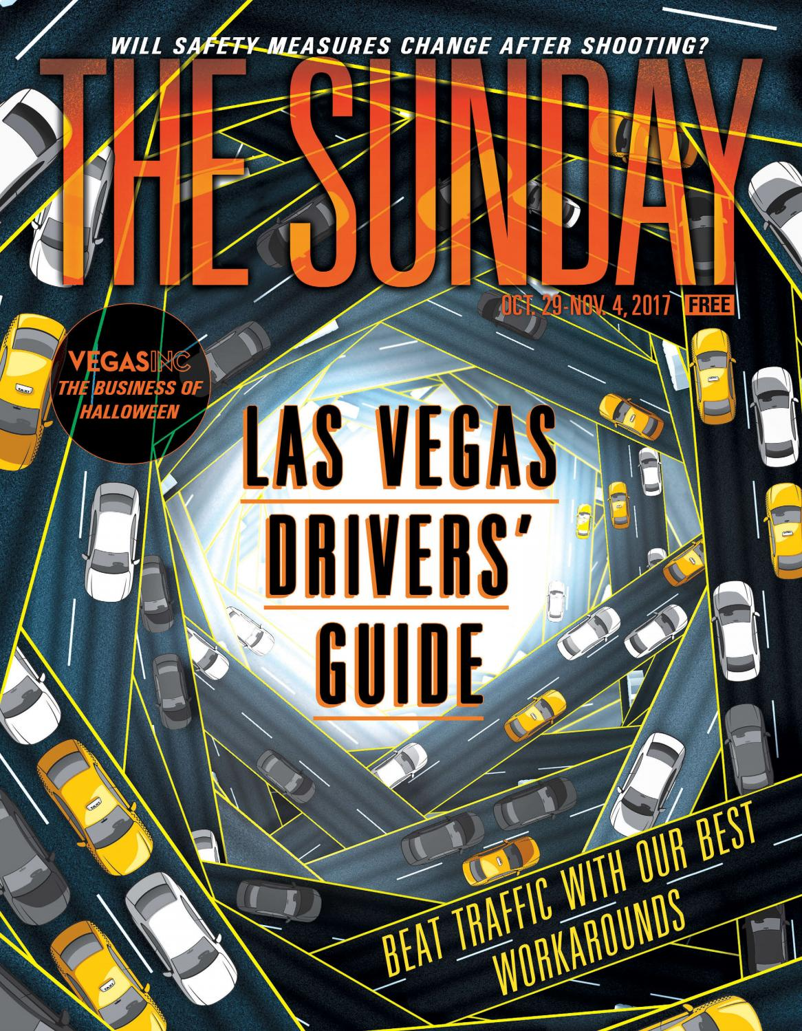 2017 10 29 The Sunday Las Vegas by Greenspun Media Group