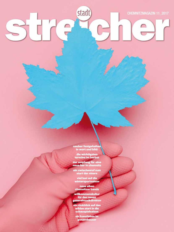 Stadtstreicher 11-2017 by Stadtstreicher Stadtmagazin - issuu