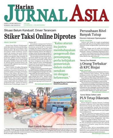 Harian Jurnal Asia Edisi Sabtu d1bc2e95ba