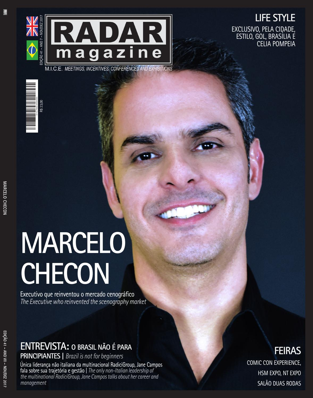 Radar Magazine Ed.41 by Grupo Radar   TV - issuu 9f102f2eea635