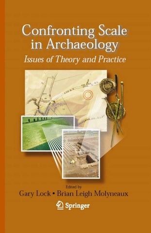 archaeology and archaeometry from casual dating to a meaningful relationship