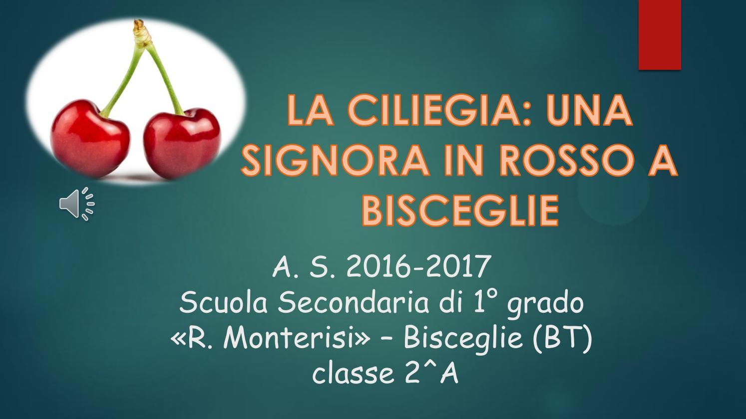 Trattamenti Ciliegio Calendario.2017 Ciliegia 2a Ok By Paolo Sciancalepore Issuu