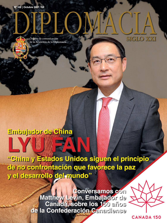 Diplomacia Nº 102 by Director: Santiago Velo de Antelo - issuu