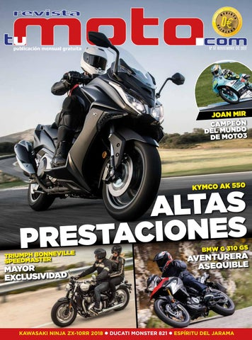 c5d4df228 Revista tu moto 57 by Revista Tu moto - issuu