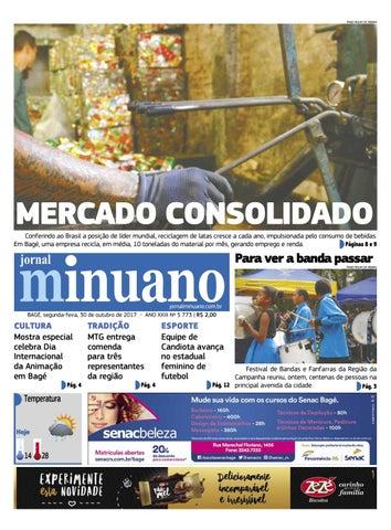 20171030 by Jornal Minuano - issuu 99b2dbafac