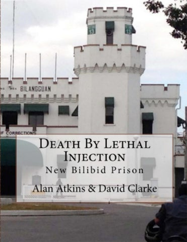 898a614a4af34 Death By Lethal Injection by Alan Atkins and David Clarke by David ...