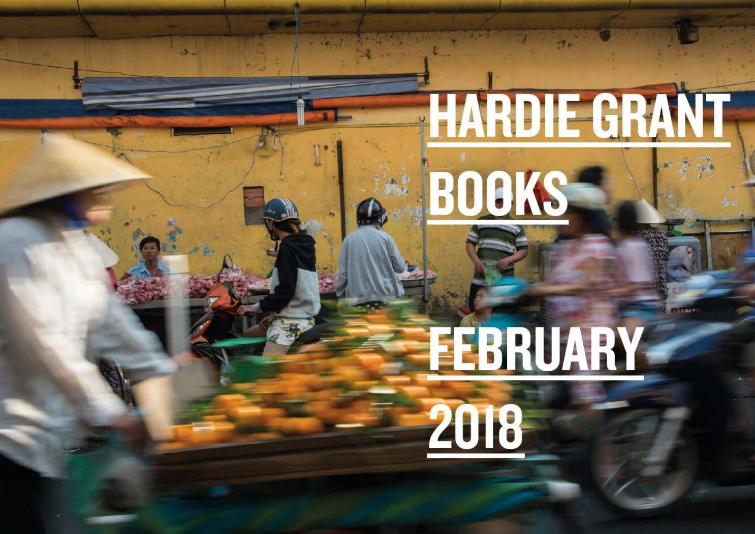 HGBooks February Kit 2018 By Hardie Grant Publishing