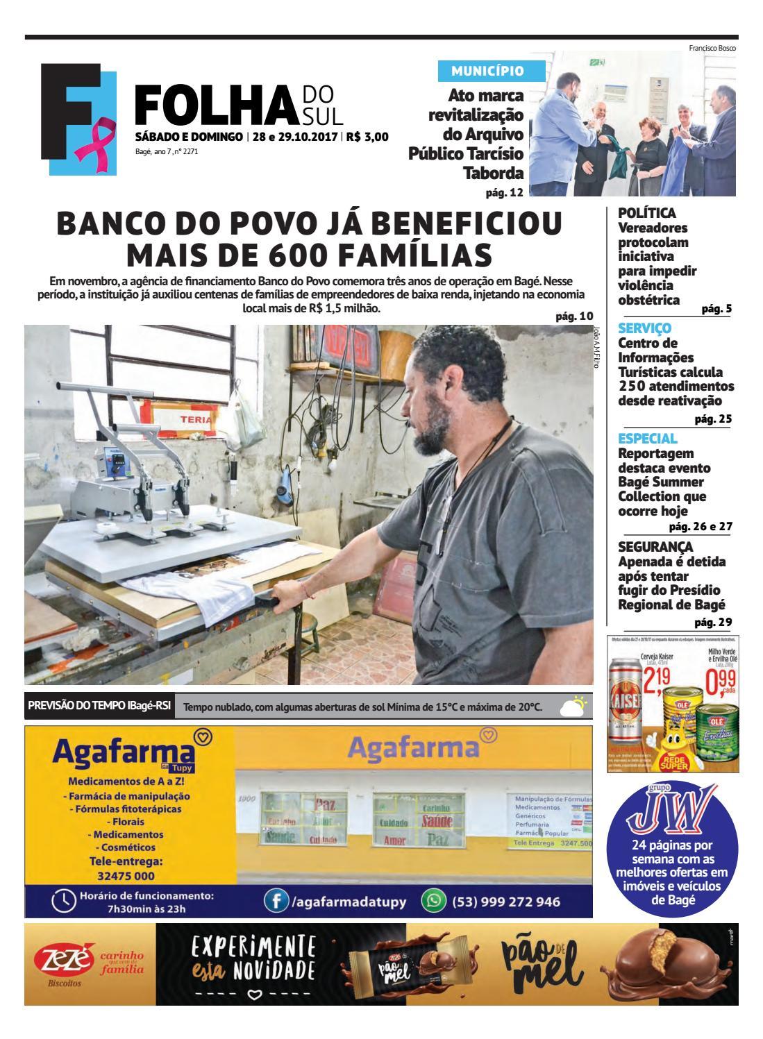 65595a584 Jornal Folha do Sul