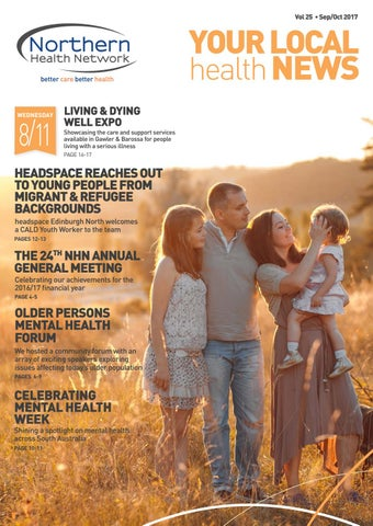 NHN Your Local Health News Vol  25 Sep/Oct 2017 by Sonder - issuu