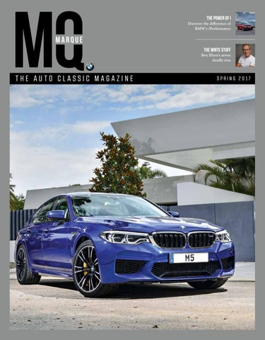 BMW Marque Spring 2017 By Premium Publishers   Issuu