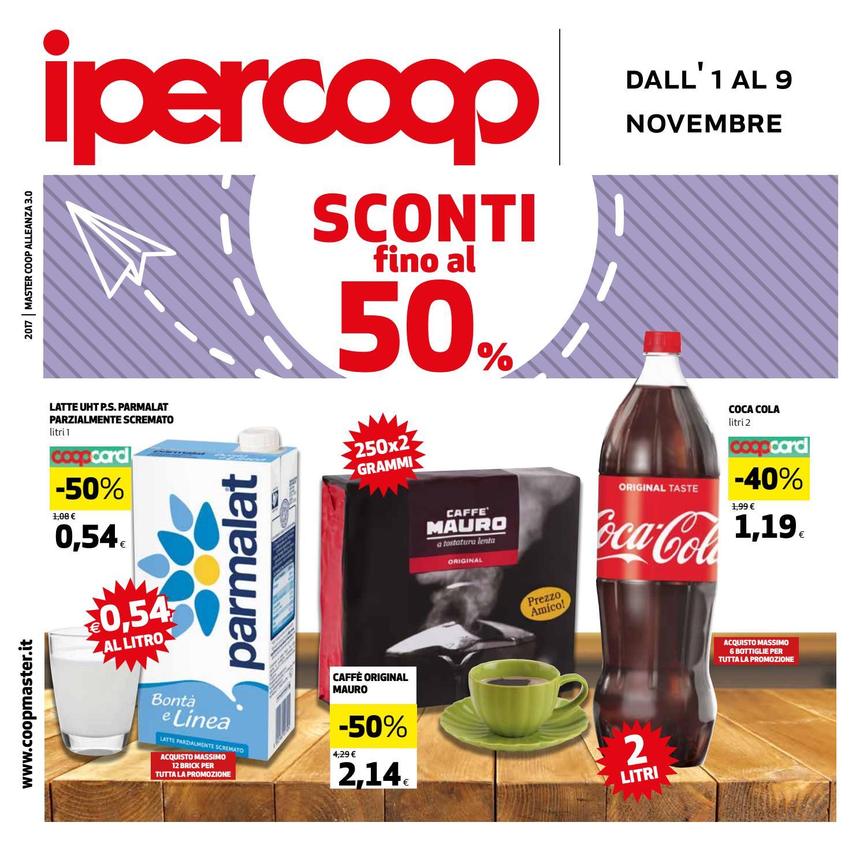 Volantino Ipercoop dal 1 al 9 novembre by Porto degli Ulivi - issuu
