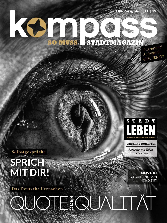 KOMPASS Stadtmagazin Ausgabe 11 | 17 by KOMPASS stadtmagazin - issuu