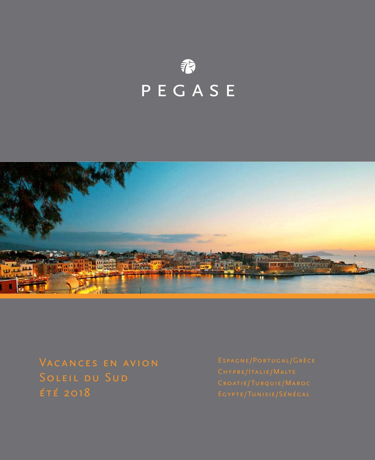 Pegase Vacances En Avion été 2018 By Thomas Cook Belgium Issuu