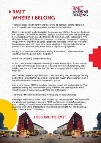 Reflection Paper Essay Page  Modest Proposal Essay Examples also High School Application Essay Sample Where We Belong Creative Contest Essay Nguyen Tuong Vy Linh By Rmit  English Essay Writer