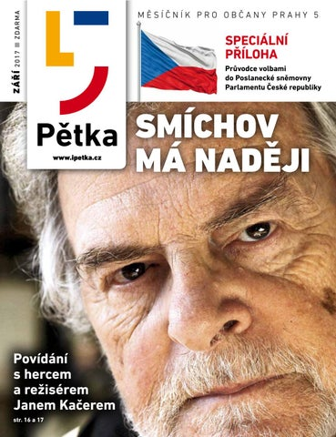 Petka 09 2017 web by ÚMČ Praha 5 - issuu 8536ead594
