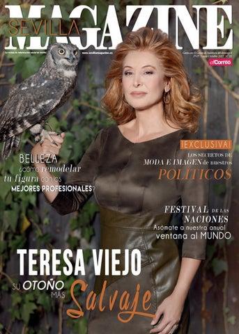 28e84867b70d Sevilla Magazine Octubre 2017 by Sevilla Magazine - issuu