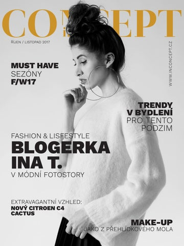 69c54f3c6e inCONCEPT ŘÍJEN   LISTOPAD 2017 by inCONCEPT magazine - issuu