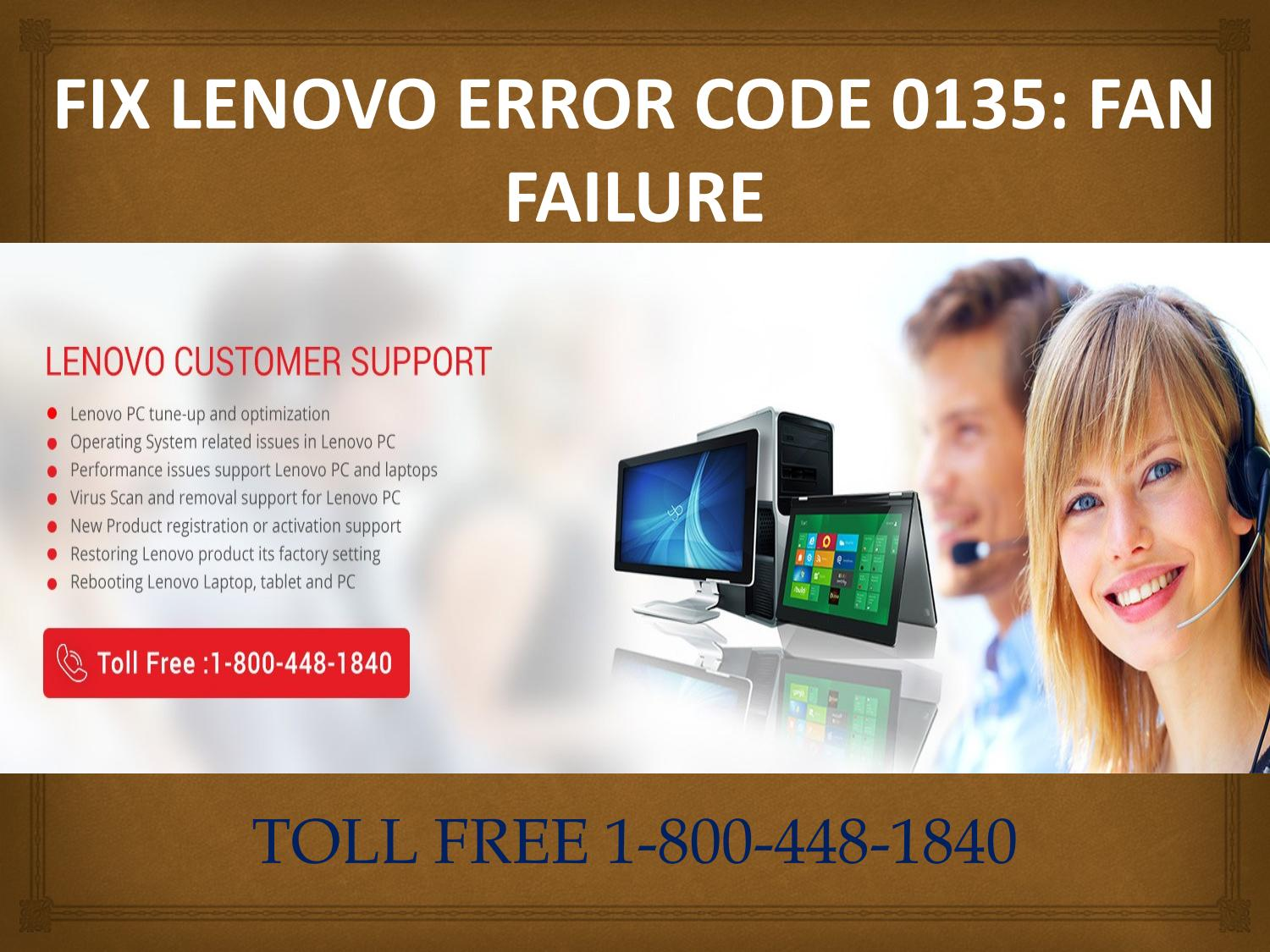 18004481840 fix lenovo errorcode0135 by Apple Mac Support