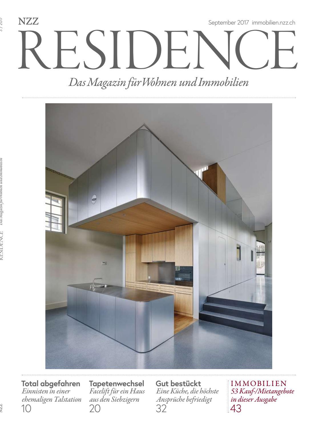 NZZ Residence September 2017 by NZZ Residence - issuu