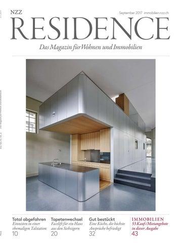 NZZ Residence September 2017 By NZZ Residence   Issuu