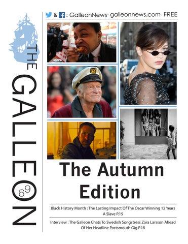 ecb745e35601e Issue 69 by The Galleon - issuu