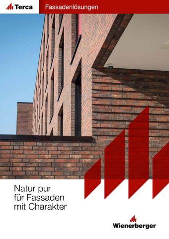 Produktprogramm Vormauer By Wienerberger Ag Issuu