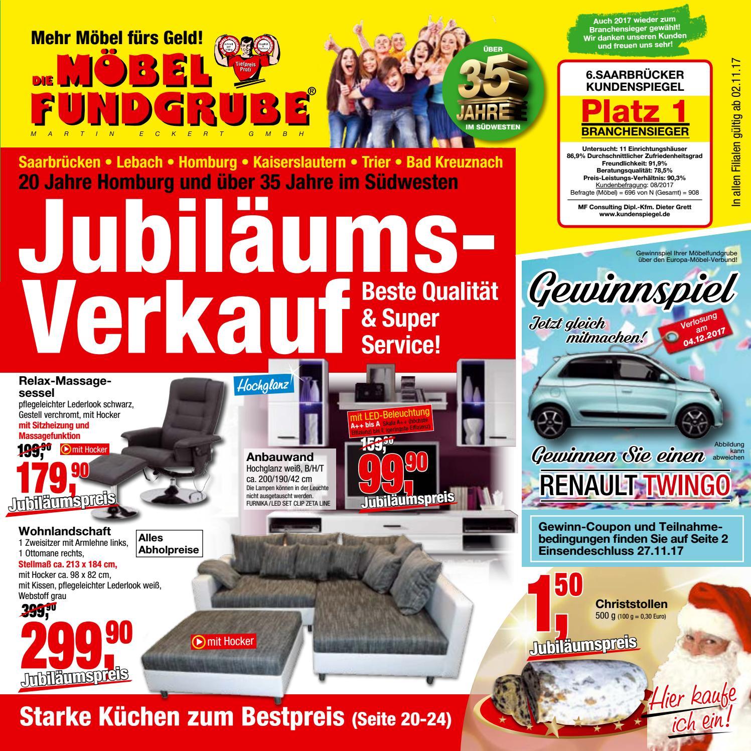m bel fundgrube prospekt kw 44 by die m belfundgrube martin eckert gmbh issuu. Black Bedroom Furniture Sets. Home Design Ideas