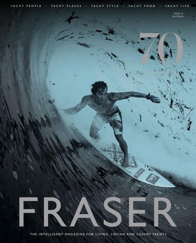 FRASER Magazine Issue XIII By Fraser