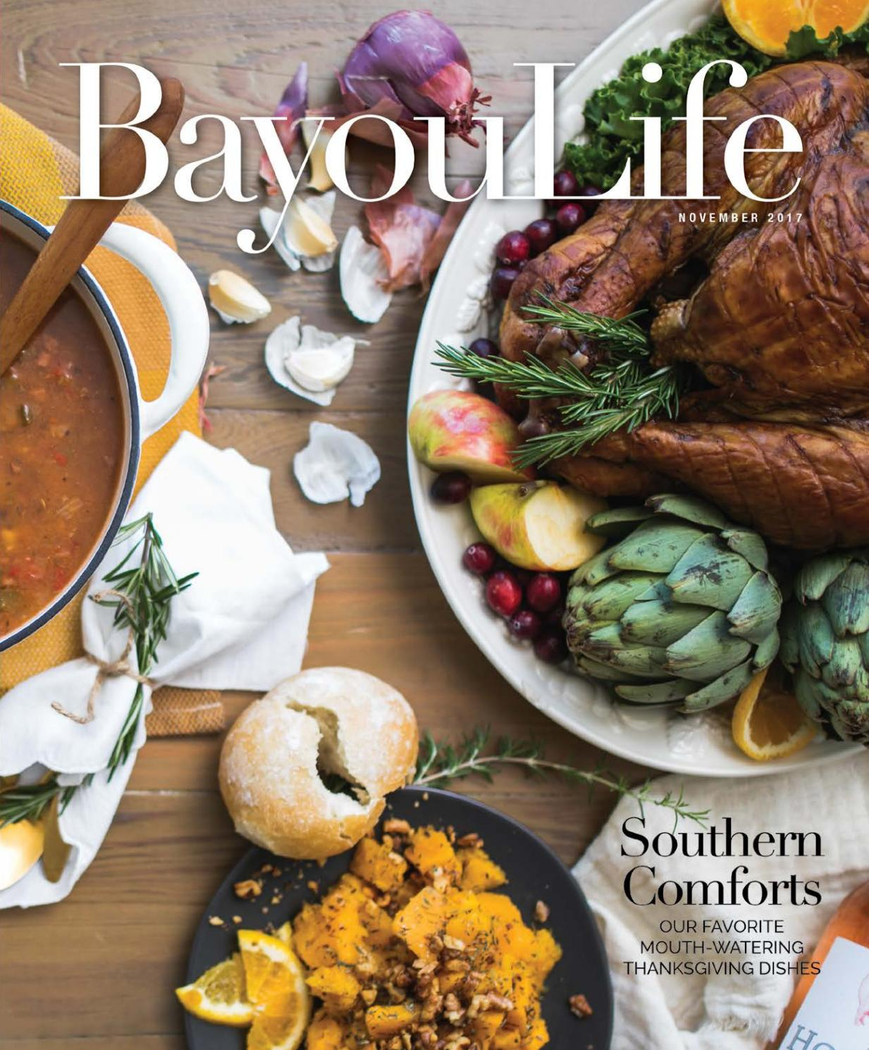 Bayoulife November 2017 By Magazine Issuu Bianca Top Leux Studio Silver M