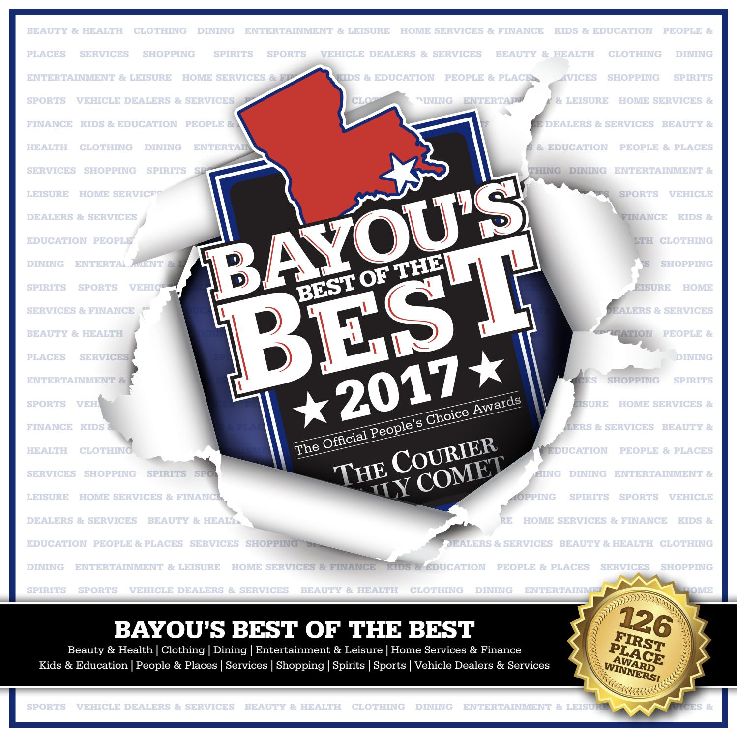 Bayou\'s Best of the Best 2017 by Keith Magill - issuu