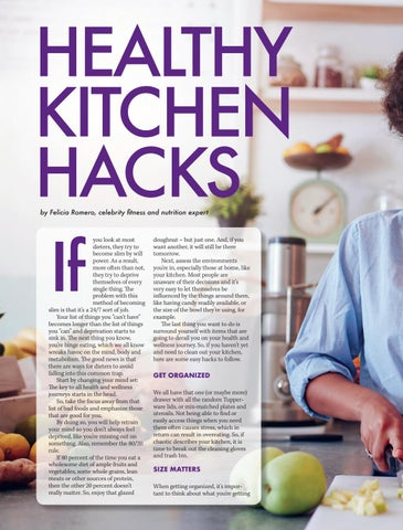 Page 22 of HEALTHY KITCHEN HACKS