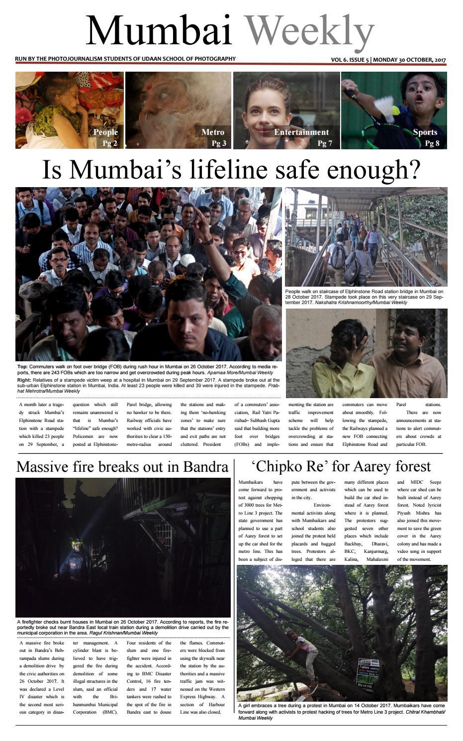 Mumbai Weekly by Mumbai Weekly - issuu