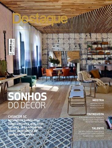8304bfa53 Revista Destaque Décor - Outubro e Novembro 2017 by Revista Destaque ...