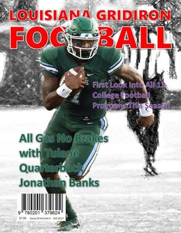 Cheap 2015 ULM Football Media Guide by ULM issuu  free shipping