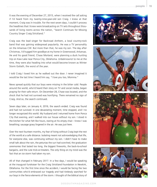 Bounty - November 2017 by Do South Magazine - issuu
