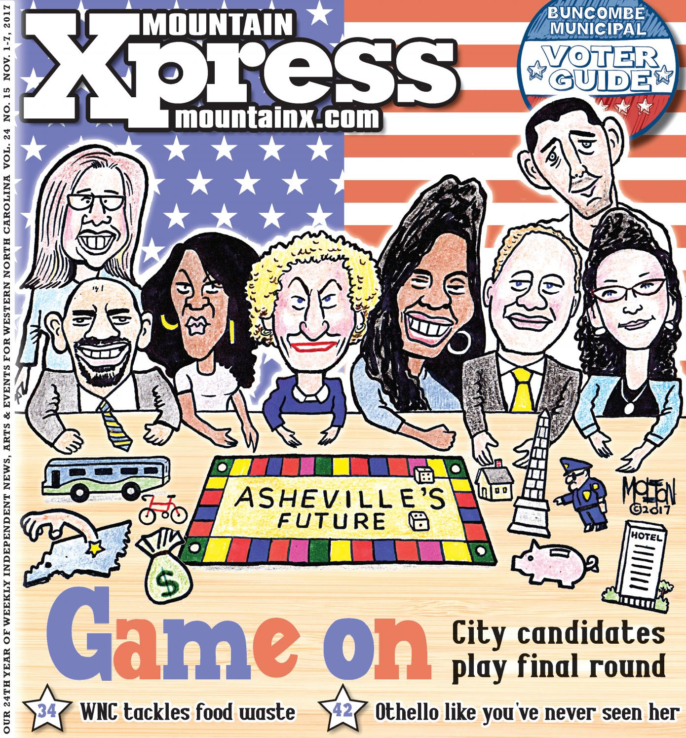 Mountain Xpress 11 01 17 by Mountain Xpress issuu