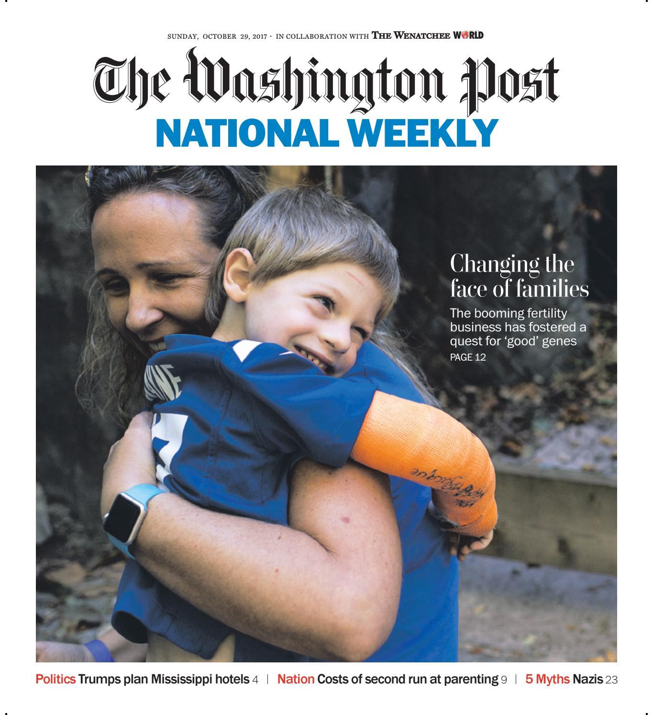 The Washington Post National Weekly - October 29, 2017 by The Wenatchee  World - issuu