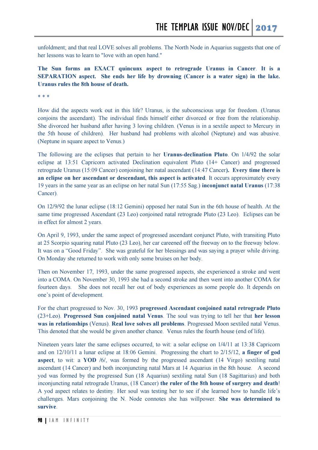 The Templar Issue #IAM 16 #Nov/Dec2017 by IAM INFINITY - issuu