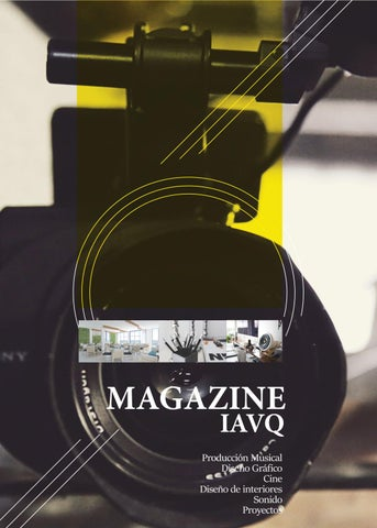 IAVQ MAGAZINE 03 by osedname - issuu