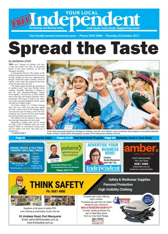 Your Local Independent 26th October 2017 by Your Local Independent